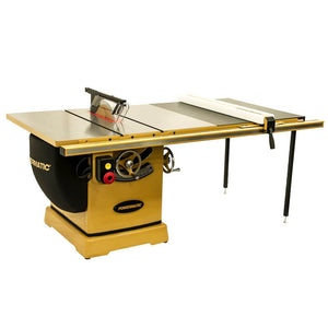 Powermatic PM375350K 230/460V 50-Inch 7.5 HP 3-Phase RIP Table Saw w/ ACCU-FENCE