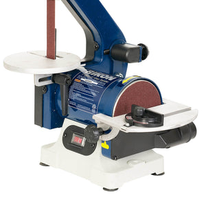 Rikon 50-161VS 1-Inch x 30-Inch Variable Speed Induction Belt/Disc Bench Sander
