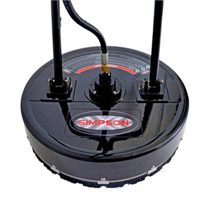Simpson 80182 20 Inch 4500 Psi Quick Connect Industrial Surface Cleaner