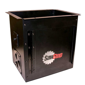 SawStop RT-DCB Durable Downdraft Dust Collection Box Router Lift Accessory