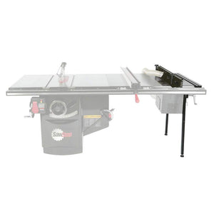 SawStop RT-TGI 30 Inch Table Saw Industrial In-Line Cast Router Table