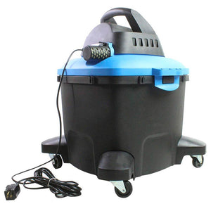 Ventamatic WDV16 16 Gallon 1.75 HP MaxxAir Corded Commercial Wet/Dry Vacuum