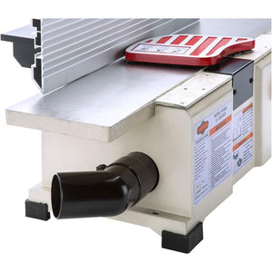 "Shop Fox W1829 6"" Benchtop Jointer 10,000 Rpm 2-Knife Cutterhead 20000 Cuts/M"