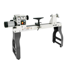 Shop Fox W1852 220-Volt 22 x 42-Inch 3 HP 3-Phase Variable Speed Wood Lathe