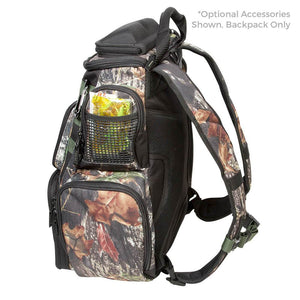 Wild River WCN604 Tackle Tek Nomad Lighted Compact Backpack w/o Trays, Camo