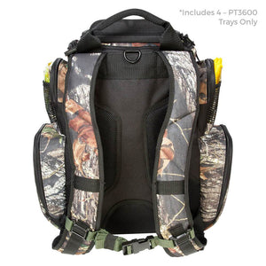Wild River WCT604 Tackle Tek Nomad Lighted Compact Backpack w/ Trays, Camo
