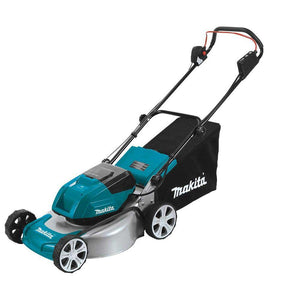 Makita XML03Z 36 Volt X2 LXT 18 Inch Brushless Lawn Mower, Bare Tool