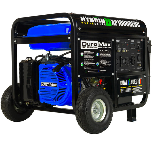 Dual Fuel Generators Maxtool