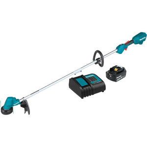 "Makita XRU23SM1 18V LXT 13"" Li-Ion Brushless Cordless String Trimmer Kit"