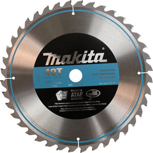 Makita A-93706 12-Inch 40 Tooth 600 Grit Micro Polished Mitersaw Blade
