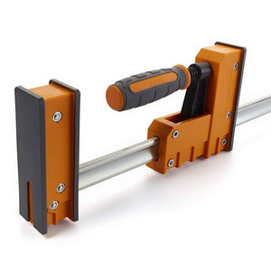 Bora 571124 24-Inch Heavy Duty Woodworking Precise Parallel Clamp