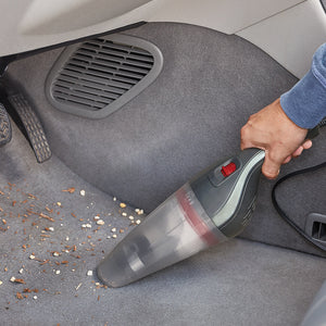 Black and Decker BDH1200JVAV 12-Volt 8.5 AW DC Corded Quick Clean Car Vacuum