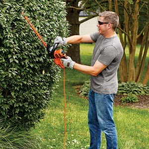 Black and Decker BEHT350 22-Inch 4.0-Amp Dual-Action Electric Hedge Trimmer