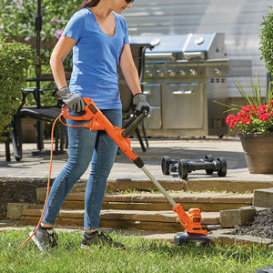 Black and Decker BESTA512CM 12-Inch 6.5-Amp 3-in-1 Compact Electric Lawn Mower