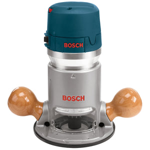 Bosch 1617EVS 2.25 Hp 12 Amp 25,000 Rpm Variable-Speed Fixed Base Router