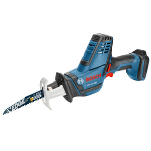 Bosch GSA18V-083B 18-Volt Compact Lithium-Ion Reciprocating Saw - Bare Tool
