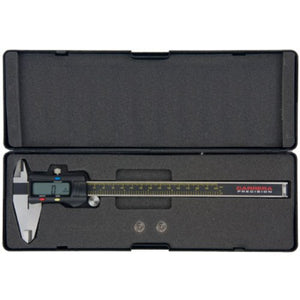 "Carrera Precision 12"" Electronic Fractional Digital Caliper Micrometer - CP79012"