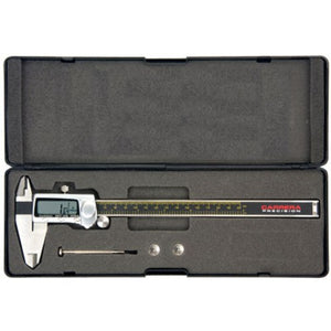 "Carrera Precision 6"" Titanium Fractional Digital Caliper Micrometer - CP9806-TF"