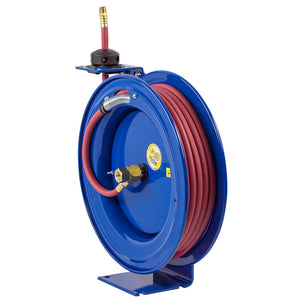 Coxreels EZ-P-LP-325 3/8-Inch x 25-Foot Air/Water Spring Rewind Hose Reel