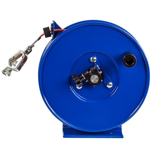 Coxreels SDH-100 100-Foot Spring Static Discharge Crank/Rewind Reel w/ Cable