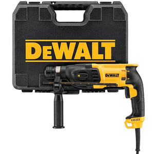 DeWalt D25133K 8.0 Amp 1-Inch Variable speed Pistol Grip SDS Plus Rotary Hammer