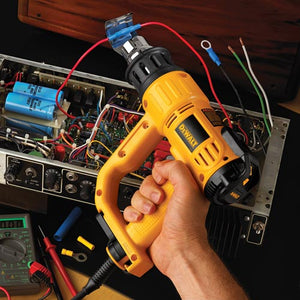 DeWALT D26960K Heavy Duty Heat Heating Heater Gun with LCD Display & Nozzles