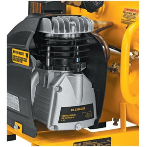 DeWALT D55151 1.1 HP 4 Gallon 100 PSI Electric Air Tool Compressor