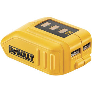 DeWALT DCB090 12V/20V Max USB Phone Charger Power Source