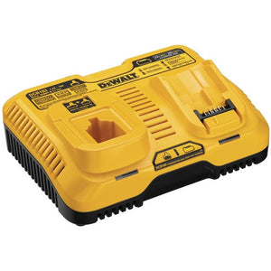 DEWALT Combination Dual Port Fast Charger DCB103