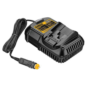 DeWALT 12V MAX - 20V MAX Lithium-Ion Vehicle Battery Charger DCB119 Tool