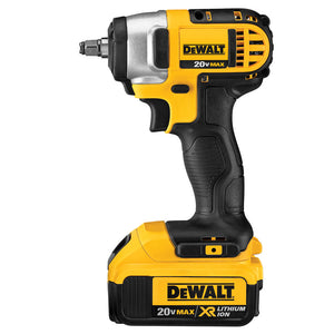 DeWALT DCF883M2 20V MAX Lithium Ion 3/8-Inch Impact Wrench Kit with Hog Ring