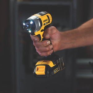 DeWALT 20V MAX Lithium Ion Compact Drill & Impact Combo Kit (1.5 Ah) DCK280C2R