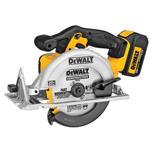 DeWALT DCK491L2 20V MAX Lithium Ion Drill Circular Recip Saw 4-Tool Combo Kit