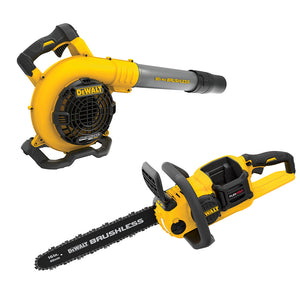 DeWALT DCKO667X1 60-Volt MAX 16-Inch FLEX Chainsaw and Blower Combo Kit