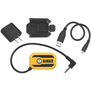 DeWALT Wireless Bluetooth Adapter For Job Tool DCR015 DCR018 Radio - DCR002
