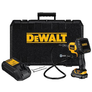DeWALT DCT410S1 12V Color Pipe Wall Inspection LCD Camera Kit - 12 Volt MAX