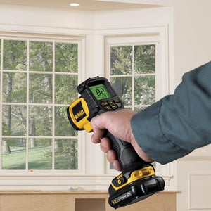 DeWALT DCT414S1 12-Volt Max Infrared Thermometer Kit