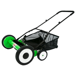 DuroStar DS2000LD 20-Inch 5 Blade Height Adjusting Push Reel Lawn Mower
