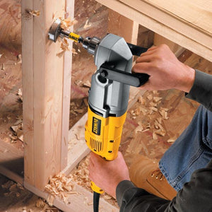 "DeWALT DW124 1/2"" Heavy Duty Right Angle Joist Stud Drill Driver - Electric"
