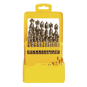 DeWALT DW1969 29-Piece Pilot Point and Drill Bit Set