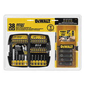 DeWALT DW2169 38-Piece Impact Ready Accessory Set