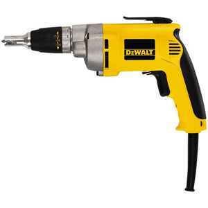 DEWALT 6.5 AMP 0-2,500 RPM VSR Drywall/Framing Screwdriver DW276