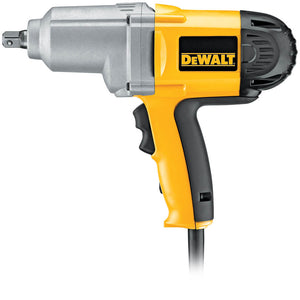 "DeWALT DW292K 1/2"" Heavy-Duty Impact Wrench Driver Tool Kit - Electric"