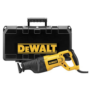 "DeWALT DW311K 1-1/8"" Heavy Duty Reciprocating Saw Tool Kit - 13 Amp"