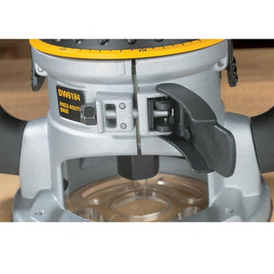 DeWALT DW618K Electronic Variable Speed Fixed Base Router Tool w/ Soft Start Kit