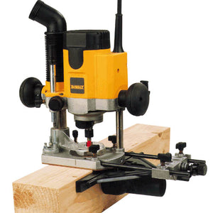 DeWALT DW621 2HP Electronic Variable Speed Plunge Router Tool - Electric