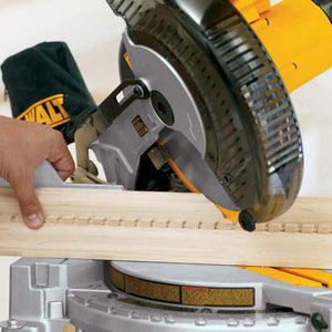 "DeWALT DW713R 10"" Heavy Duty Compound Single Bevel Miter Saw - (Recon DW713)"