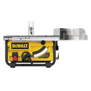 "DeWALT DW745R 10"" Portable Jobsite Table Saw (Reconditioned DW745)"