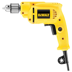 DeWALT DWE1014 3/8'' 2800 RPM, 440W, 7AMPs, Variable Speed Drill w/ Keyed Chuck