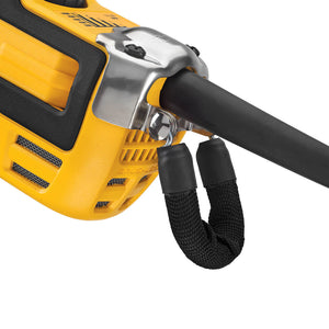 DeWALT DWE43214NVS 5-Inch Corded No-Lock Paddle Switch Small Angle Grinder